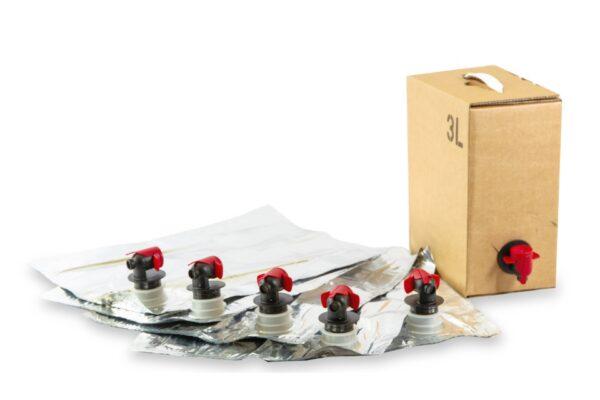 Диспенсеры + пакеты bag-in-box - Comus